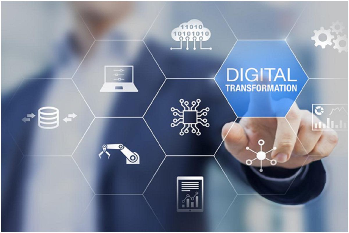 Digital Transformation Assisted by a robust Digital Strategy