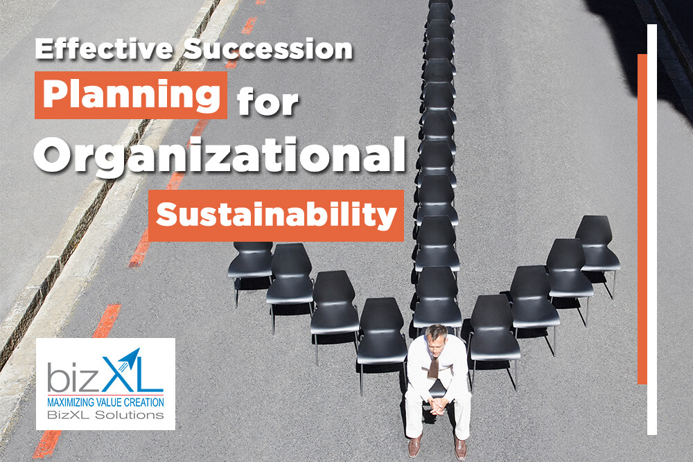 Effective Succession Planning for Organizational Sustainability